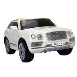 Bentley Bentayga wit, 12V,...