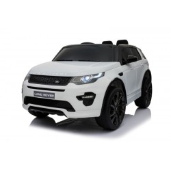 Land Rover Discovery, wit,...