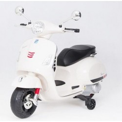 Vespa GTS Super wit, 12V...