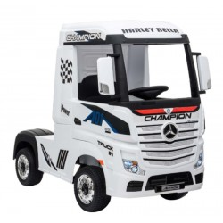 Mercedes Actros, wit, Wide...